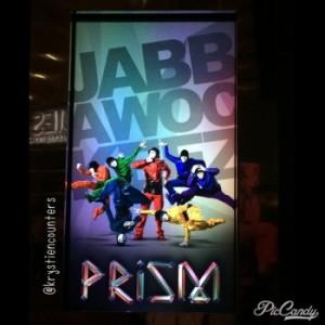Jabbawookeez Prism