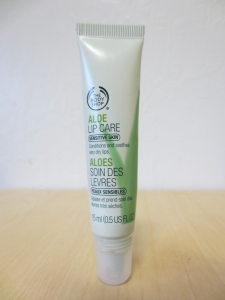 The Body Shop Aloe Lip Vera